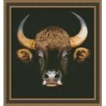 Набор для вышивания Юнона арт.0105 Буйвол 31,5х34см