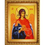 Набор для вышивания Юнона арт.0201 Архангел Михаил 25х35,5см