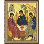Набор для вышивания Юнона арт.0210 Троица 38,5х50,5см