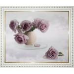 Набор для вышивания Юнона арт.0303 Розовые облака 48х39см