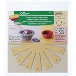 Набор форм для изготовления корзин (круглаямал) Clover арт. 8420