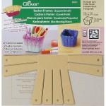 Набор форм для изготовления корзин (квадратнаямал) Clover арт. 8421
