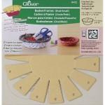 Набор форм для изготовления корзин (овальнаямал) Clover арт. 8422