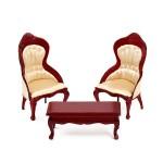 Набор мебели арт.AM01020022 кресла с чайным столиком
