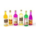 Набор напитков в бутылках арт.AM0101075 уп.6 шт