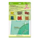 Набор шаблонов для раскроя сумок California Collection Clover арт. 9509
