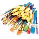 PLD-44285 Набор инструментов для работы с трафаретами: Джамбо, 50 предметов