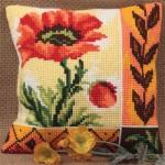 Подушка для вышивания CdA 40*40 арт.5015