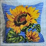 Подушка для вышивания CdA 40*40 арт.5085