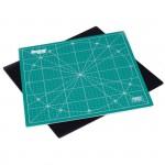 PR.610404 PRYM Вращающийся коврик для раскройных ножей 30х30см