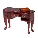 Рабочий стол с ящиками арт.AM0102035 цв.махагон