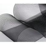 Регилин мягкий арт. MF-100 шир.100мм цв.черный ( рул. 23м )