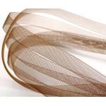 Регилин мягкий арт. MF-20 шир.20мм цв.A18 кофе ( рул. 23м )