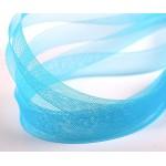 Регилин мягкий арт. MF-20 шир.20мм цв.A20 голубой ( рул. 23м )