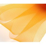 Регилин мягкий арт. MF-50 шир.50мм цв.A02 оранжевый ( рул. 23м )