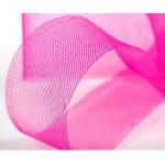 Регилин мягкий арт. MF-40 шир.40мм цв.A17 розовый (рул. 23м )