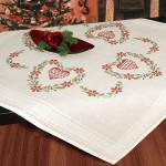 SCH.6748230 Набор для вышивания скатерти SCHAFER 80*80см