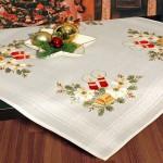 SCH.6752230 Набор для вышивания скатерти SCHAFER 80*80см