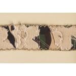 Тесьма арт.ТВД-1021019 C шир.40мм цв.беж.хаки уп.13,71м