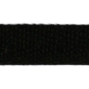 Тесьма киперная 2с-253к , 13 мм , цвет черный