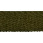 Тесьма киперная 2с-256к , 17 мм , цвет хаки