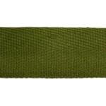 Тесьма киперная 2с-258к , 26 мм , цвет хаки уп.50м.