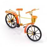 Велосипед арт.КЛ21376 из проволоки 19*13см