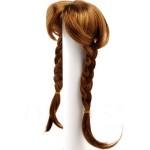 Волосы для кукол арт.КЛ.20545К П100 (косички)