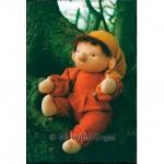 WIT.A20700 Набор для изготовления вальдорфской куклы DE WITTE ENGEL Карлик Нос h=38см