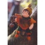 WIT.A41800 Набор для изготовления вальдорфской куклы DE WITTE ENGEL Маленький желудь h=12см