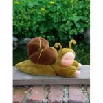 WIT.A45700 Набор для изготовления вальдорфской куклы DE WITTE ENGEL Улиточка h=12см