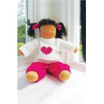 WIT.A74400 Набор для изготовления вальдорфской куклы DE WITTE ENGEL Мириам h=30см
