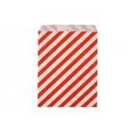 Бумажные пакеты для выпечки Райе красные, 10 шт