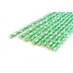 Бумажные трубочки  Лесной мотив, 10 шт