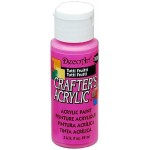 Акриловая краска Crafter`s Розовый Фруктовый 60 мл DCA120-3