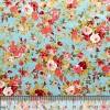 Ткань 100% хлопок, серия Цветочные Мотивы, дизайн 6, цвет 2