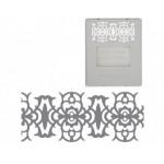 Дырокол фигурный для края Большой AdvantEdge (сменный картридж): Металл Fiskars 0177F