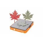 Дизайн-набор для лёгких материалов FCS: Кленовый лист Fiskars 0108F