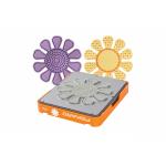 Дизайн-набор для лёгких материалов FCS: Цветок Fiskars 0113F