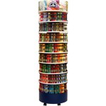Стенд-вертушка для ниток мулине DMC арт.3871N