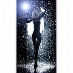 Набор для вышивания хрустальными бусинами ОБРАЗА В КАМЕНЬЯХ арт. 5513 Дождь