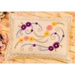 Набор для вышивания лентами арт.TBY- C008 50*70