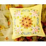 Набор для вышивания лентами арт.TBY- C042 45*45