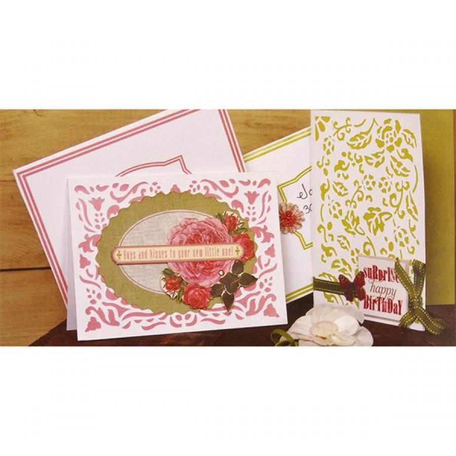 Набор конвертов и открыток