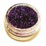 Блестки-глиттер арт.82-Р0225 Пурпурный-1
