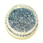 Блестки-глиттер арт.82-Р0233 Голубой-1