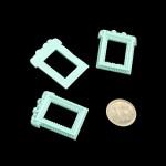 Декоративные элементы MAGIC HOBBY арт.MG-B3878 цв.4 св.голубой уп.5шт