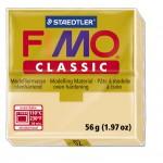 FIMO Classic Champagne полимерная глина, запекаемая в печке, уп. 56 гр. цвет: шампань 8000-02