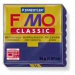 FIMO Classic Marine Blue полимерная глина, запекаемая в печке, уп. 56 гр. цвет: морская волна 8000-34