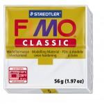 FIMO Classic White полимерная глина, запекаемая в печке, уп. 56 гр. цвет: белый 8000-0